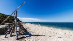 Inlet Pond County Park Beach, Long Island, NY