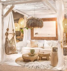 Ideas to Supercharge Your Bohemian Home Decor - Vintage Furniture