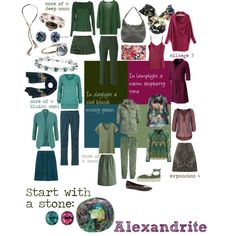 start with a stone: alexandrite. 4x4(+3) casual temperate by confluence on Polyvore featuring мода, Mountain Hardwear, maurices, Uniqlo, Episode, Armani Jeans, Operà, H&M, Denim & Supply by Ralph Lauren and prAna
