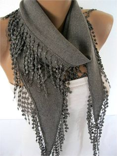 ONE SALE  Pashmina scarf women scarves   fashion by SmyrnaShop, $13.90