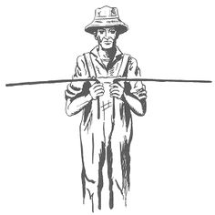 dowsing rods ancient drawing - Google Search