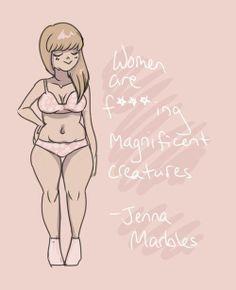 Jenna Marbles is the shiz