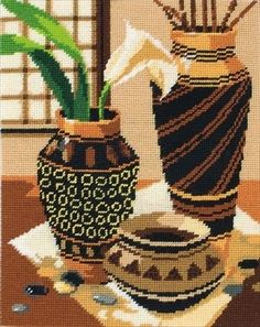 Anchor maia tapestry kit - 56780000-09006 african bowl