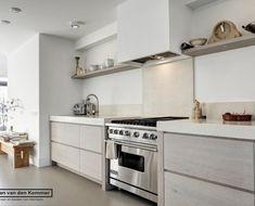Watervilla-keuken