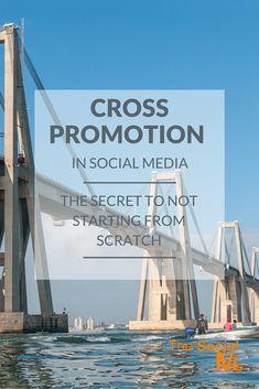 Cross Promotion in Social Media