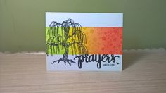 Prayers and Love by cpayette - Cards and Paper Crafts at Splitcoaststampers