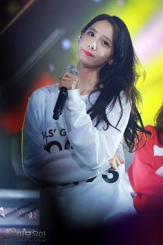 "170805 Yoona @ Girls Years Anniversary Fanmeeting ""Holiday To Remember"" by Chunyoon Im Yoona, Kim Hyoyeon, Seohyun, Kpop Girl Groups, Korean Girl Groups, Kpop Girls, Taeyeon Jessica, Kwon Yuri, Kpop Outfits"