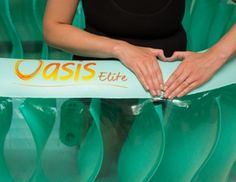 Oasis Elite Water Birth Pool is the newest pool from Oasis.