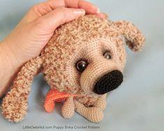 099 Puppy Boka  Amigurumi Crochet Pattern PDF by LittleOwlsHut