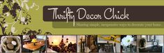 How to Decorate Series {day 4}: Start with Inspiration by Thrifty Decor Chick