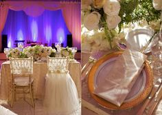 Tic Tock Couture Florals - If These Petals Could Talk - Tabletop: Wedding Reception