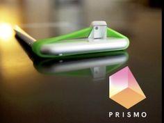 スマホを水平にしたまま前面を撮影できる!新発想のカメラアクセ「PRISMO」 | ガジェット通信