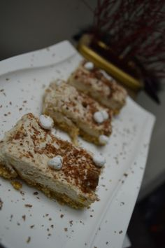 Babbi e le Palle di Pelo: Cheesecake con crema di Marroni French Toast, Cupcake, Cheesecakes, Breakfast, Food, Chowder, Cheese Cakes, Meal, Essen