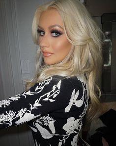 Christina Aguilera, The Voice Pressday, Jan 2016