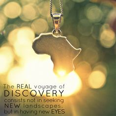 The real voyage of #discovery consists not in seeking new landscapes, but in having new eyes.