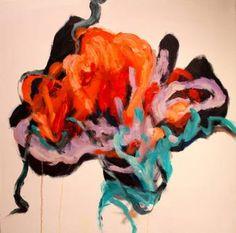 "Saatchi Art Artist Gaby Silva Bavio; Painting, ""Momentos de placer 5"" #art"