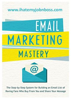 Email Marketing Mastery in 2020. Learn how to create your email list and send email campaigns on autopilot #emailmarketing #digitalmarketing #marketing #socialmediamarketing #seo #onlinemarketing #socialmedia #contentmarketing #marketingdigital #marketingstrategy #business #branding #email #marketingtips #b #emailmarketingtips #smallbusiness #entrepreneur #internetmarketing #advertising #webdesign Email Marketing Design, Email Marketing Strategy, Internet Marketing, Online Marketing, Digital Marketing, Book Publishing Companies, Email Template Design, Hate My Job, Email Campaign