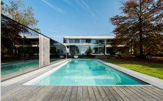 DJ Arch House, Modern House Design, Ramen, Facade, House Plans, Dj, Building, Outdoor Decor, Dream Houses