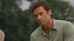 Soft cool greeens for Summers like Hugh Jackman. Summers wear soft cool muted and pastel colours.  www.sheikemeup.com.au