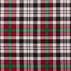 Borthwick Dress Lightweight Tartan by the meter – Tartan Shop