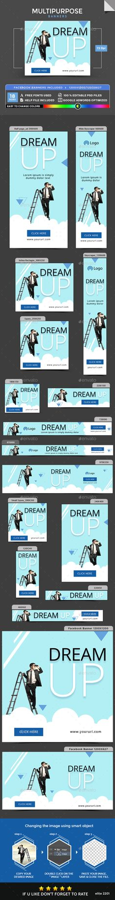 Multipurpose Banners - Banners & Ads Web Elements Download here : https://graphicriver.net/item/multipurpose-banners/19753907?s_rank=148&ref=Al-fatih