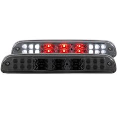 AnzoUSA ANZ531077 Smoke LED Third Brake Light Lens for Ford F-Series Ranger %SALE% #carscampus