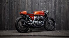 1975 Honda CB750 Super Sport by TWINLINE MOTORCYCLES from Seattle USA