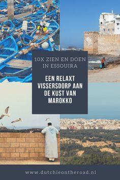 Zien en doen in Essouira The Road, Surfers, Africa Travel, Marrakech, Travel Tips, Desktop Screenshot, World, Movie Posters, Calm