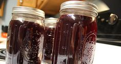 The Best Homemade Moonshine Recipe Part 2: Blueberry Pie