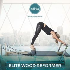 "1 Me gusta, 1 comentarios - Elina Pilates (@elinapilatesus) en Instagram: ""#DidYouKnow? We have created the first stackable #WoodReformer on the market, designed to offer the…"" Pilates Equipment, May 7th, Did You Know, Gym, Marketing, Instagram Posts, Design, Excercise"
