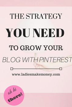 Growing your Blog with Pinterest without having to buy anything!