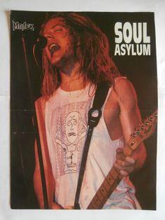 Soul Asylum Mini Poster from Greek Magazines clippings 1970s 1990s | eBay