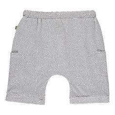 Eva Organic Cotton Harem Shorts-product