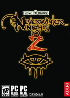 Neverwinter Nights 2 - Game: Front Cover