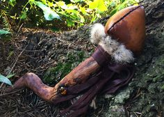 Sprouting Seed Shaman Rattle by savagedryad on Etsy, $115.00