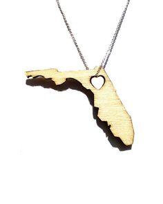 Florida Necklace - JewelMint