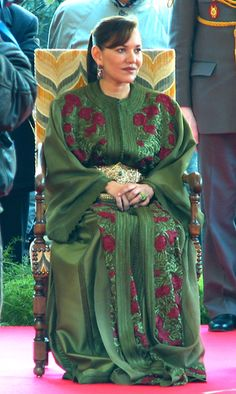 Princess Lalla Hasna of Morocco Lalla Latifa's daughter Princess Lalla Hasna of Morocco is the youngest daughter of King Hassan II and his second wife, Lalla Latifa Hammou. She is sister to the current king, Mohammed VI and Prince Moulay Rachid.