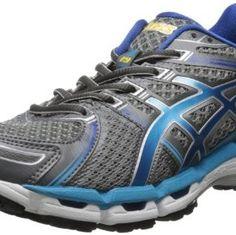 official photos f588b f9b48 ASICS Womens Gel-Kayano 19 Running Shoe,LightningTurquoiseIris,8