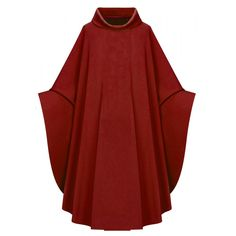 Economic red #Gothic #Chasuble - PSG Vestments