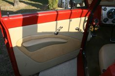COUSTOM DOOR PANELS