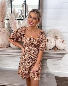 "Leopard dress size xs Lipstick ""Janet rust"" Bronzer ""03 medium"" #fall #makeup #laurabeverlin #LTKshoecrush #LTKsalealert #LTKunder50 Dresses With Sleeves, Short Sleeve Dresses, Leopard Dress, All Things Beauty, Bronzer, Red Lips, Long Sleeve, Wrap Dress, Rompers"