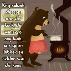 Lekker Dag, Afrikaanse Quotes, Goeie Nag, Goeie More, Daily Quotes, Good Morning, Blues, Family Guy, Seasons