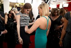 Allison Williams and Reese Witherspoon