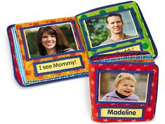 All About Me! Personalized Photo Book at Lakeshore Learning