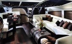 Sunseeker 68 Yacht Interior Design Details Are Beautiful Sport Yacht, Yacht Boat, Yacht Interior, Interior Design, Motor Boats, Models, Boats For Sale, Beautiful Interiors, Predator