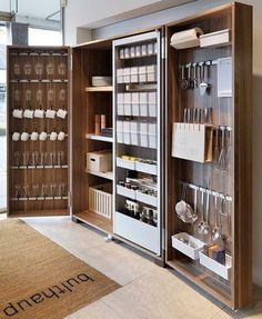 armadio dispensa per cucina: soluzione classica da ikea ...