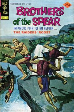 Brothers of the Spear 16
