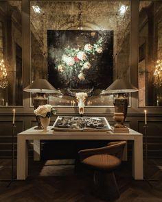Elegant Interior Designs ∘・゚•✶ Pinterest: Crackpot Baby 🍒