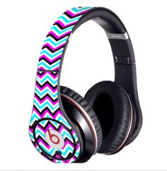 Custom Beats By Dre Studios --- Slap some discrete skinny labels on 'em today! http://www.lostfound.com/default/labels/high-quality-labels-2-inches-by-1-inch-white-47.html