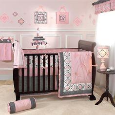 "Lambs & Ivy Duchess Bumper - Lambs & Ivy - Babies ""R"" Us"